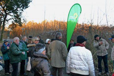 Neujahrswanderung der Grünen - Januar 2012