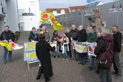 Mahnwache 10. März 2012