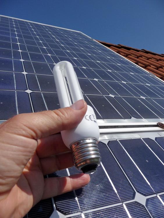 Grüne laden zu Solarparty ein