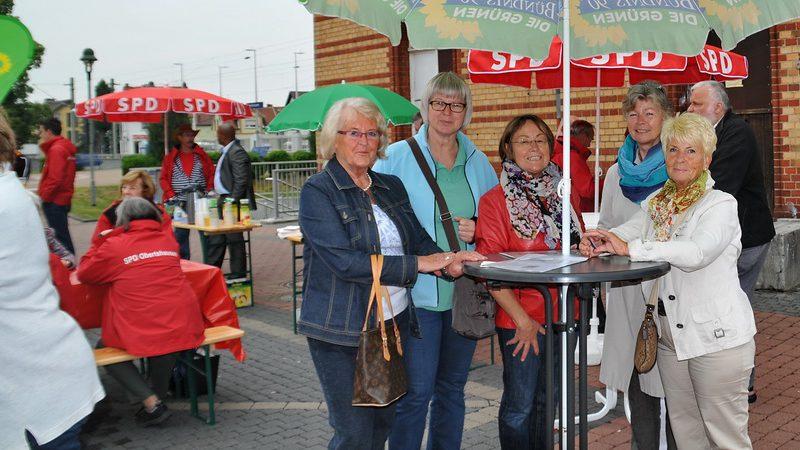 Bahnhofsfest 2012