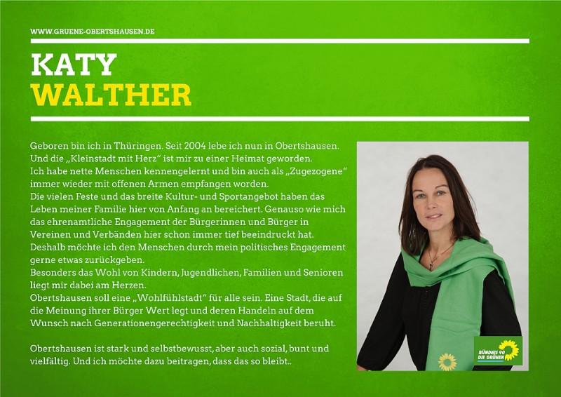 Katy Walther Mitglied im Sport-, Kultur- und Bildungsausschuss (SKB)