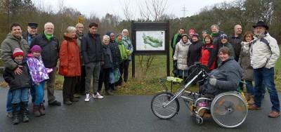 Neujahrsspaziergang 2016 - Grüne Obertshausen