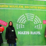 Wahlstand am 05.03.2016