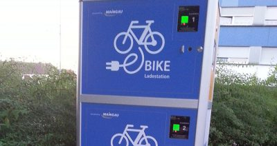 Bike Ladestation