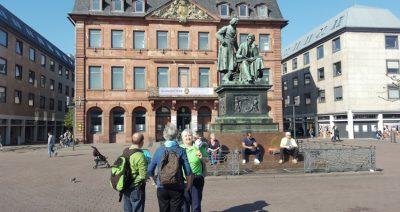 Grüne Fraktionsmitglieder in Hanau