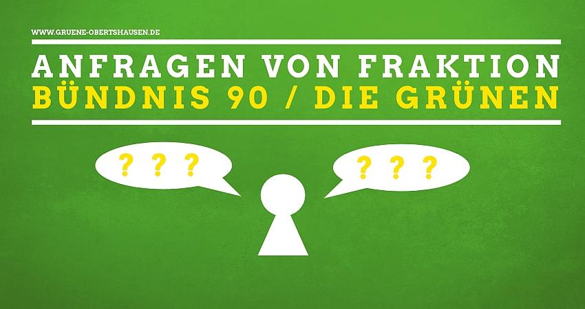 Anfragen Faktion - Bündnis 90 / DIE GRÜNEN