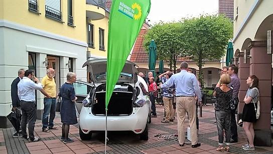 BÜNDNIS 90/DIE GRÜNEN zum Zukunftsthema Elektromobilität
