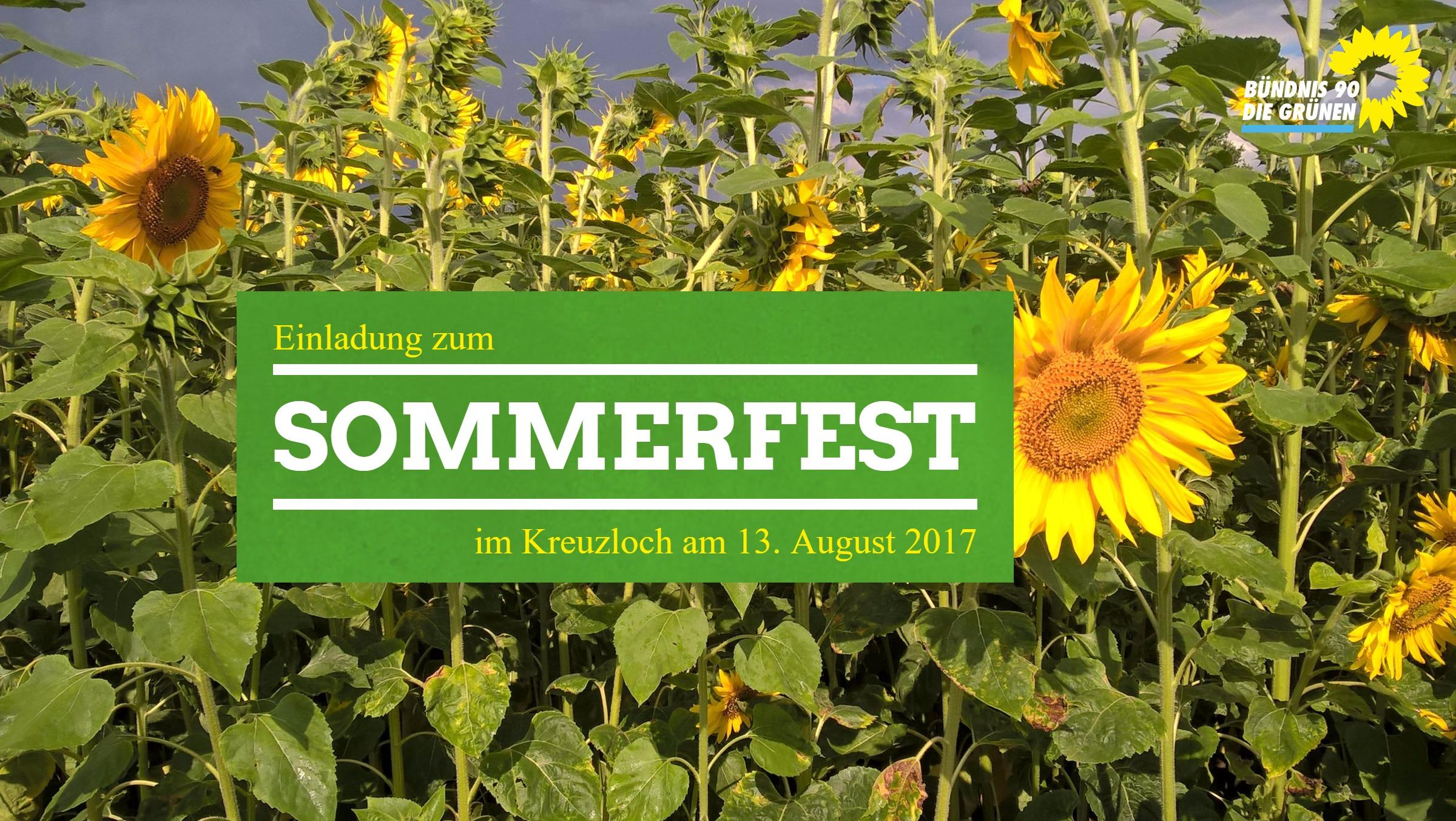 """Sommerfest im Kreuzloch: """"Wir ackern für gutes Essen"""""""