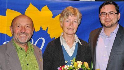 Christel Wenzel-Saggel verlässt den Vorstand
