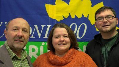 Grüne wählen neuen Vorstand