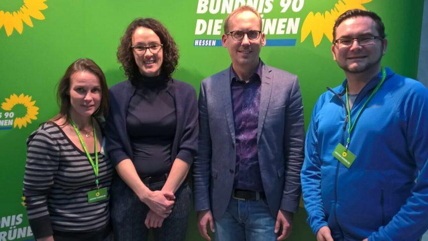 Landesparteitag in Hanau: Hessen 2025 – Grün wirkt weiter