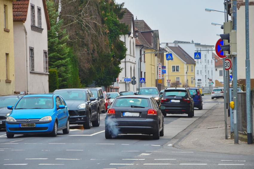 Antrag: Mehr Sicherheit für Radfahrer auf der Bahnhofstraße