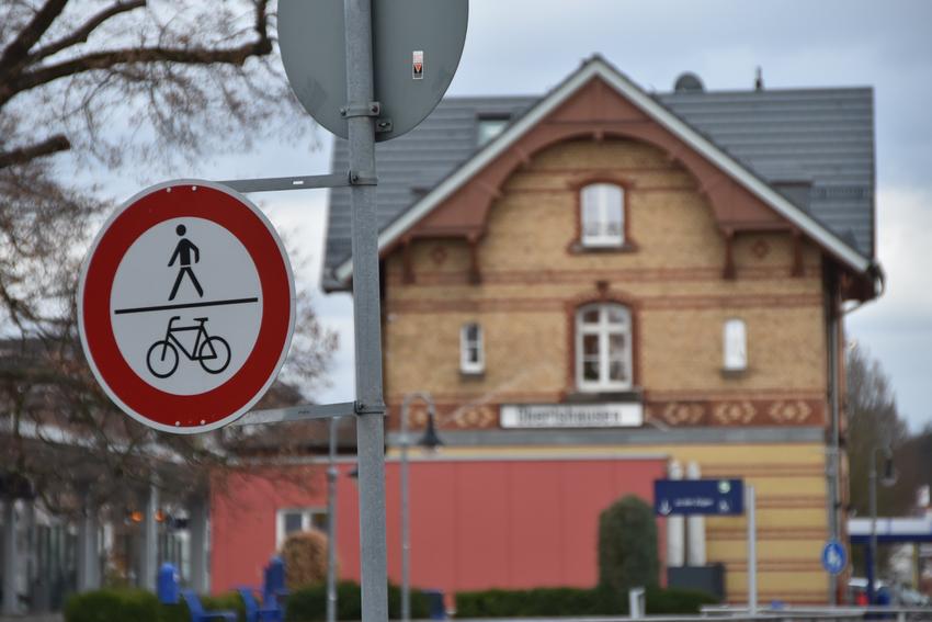 Verkehrssicherheit auf der Bahnhofstraße (Redebeitrag)