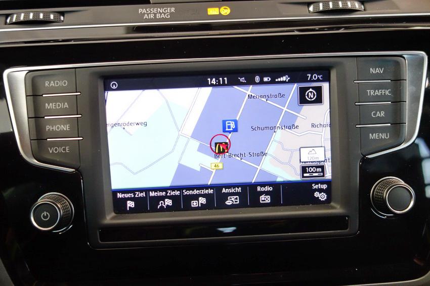 Antrag: Programmierung der Navigationssoftware