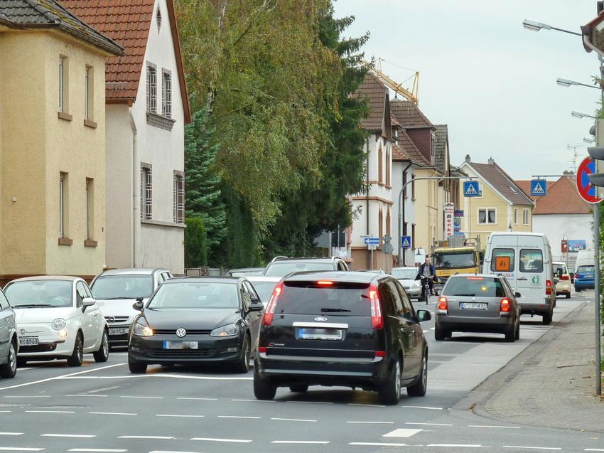 Haushaltsantrag: Verkehrssicherheit auf der Bahnhofstraße. Schneller mit dem Rad zwischen den Ortsteilen