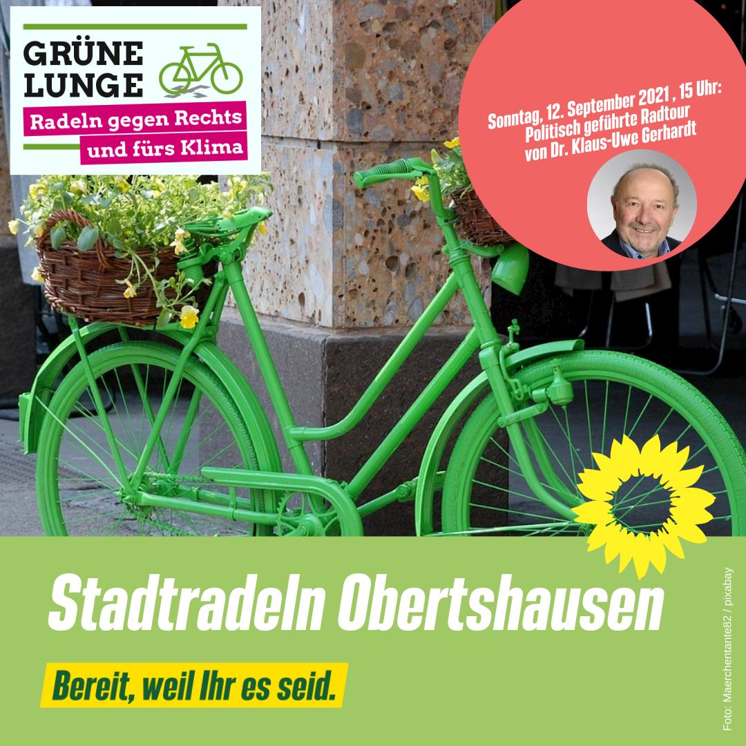Fahrradtour durch Obertshausen